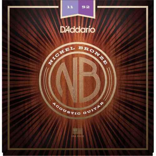 D´addario NB1152 Custom Light [11 52]